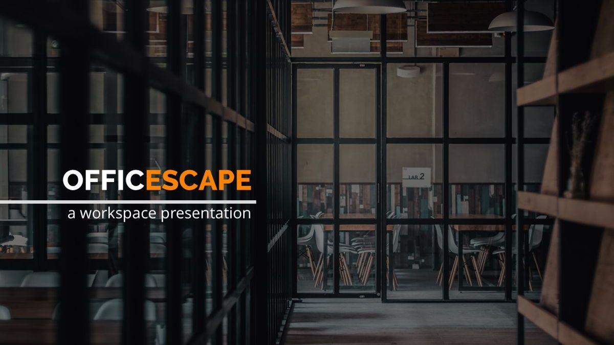 Officescape - Corporate Powerpoint Template, Slide 2, 06507, Business Models — PoweredTemplate.com