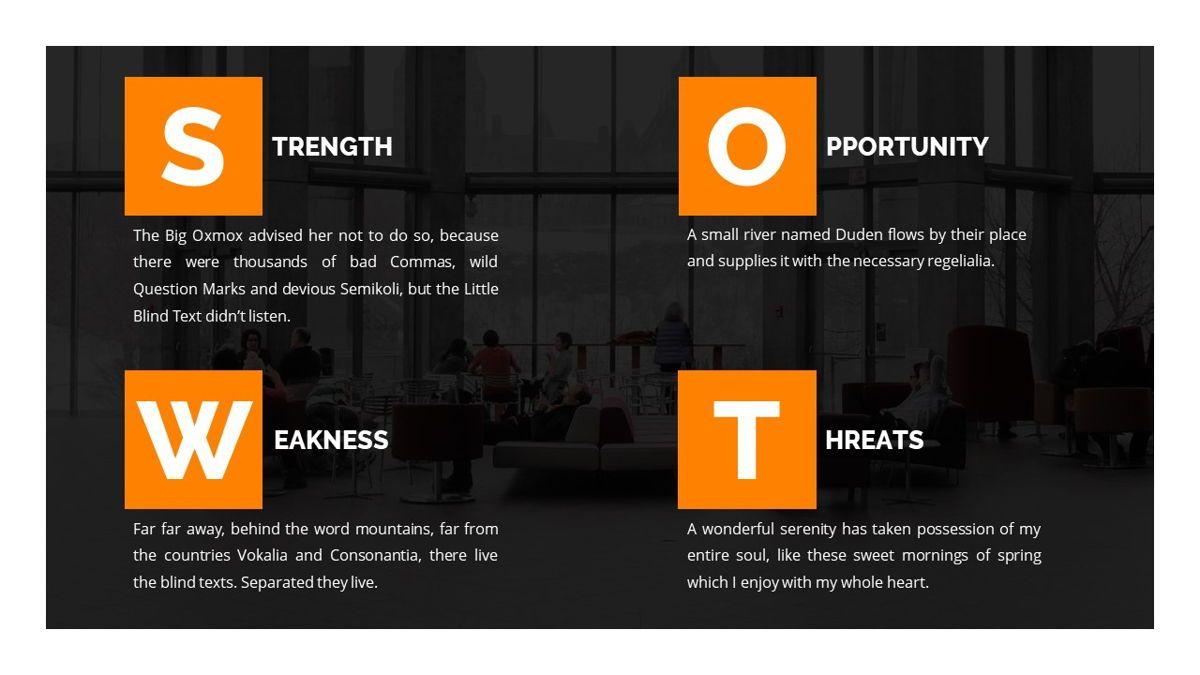 Officescape - Corporate Powerpoint Template, Slide 25, 06507, Business Models — PoweredTemplate.com