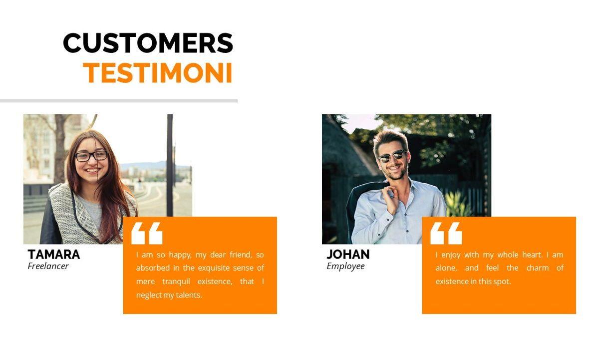 Officescape - Corporate Powerpoint Template, Slide 29, 06507, Business Models — PoweredTemplate.com