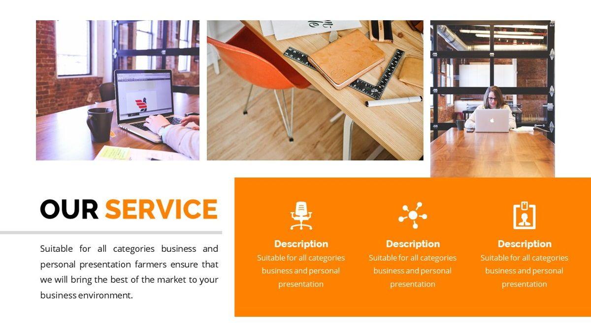 Officescape - Corporate Powerpoint Template, Slide 6, 06507, Business Models — PoweredTemplate.com