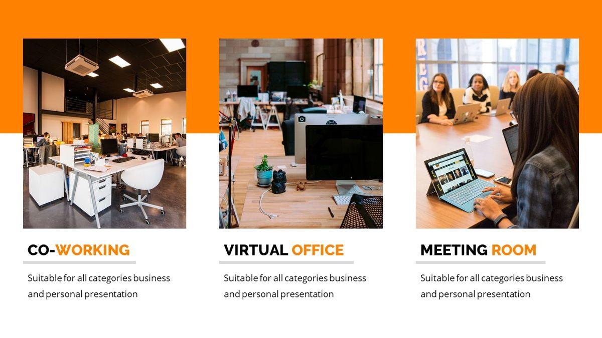 Officescape - Corporate Powerpoint Template, Slide 7, 06507, Business Models — PoweredTemplate.com