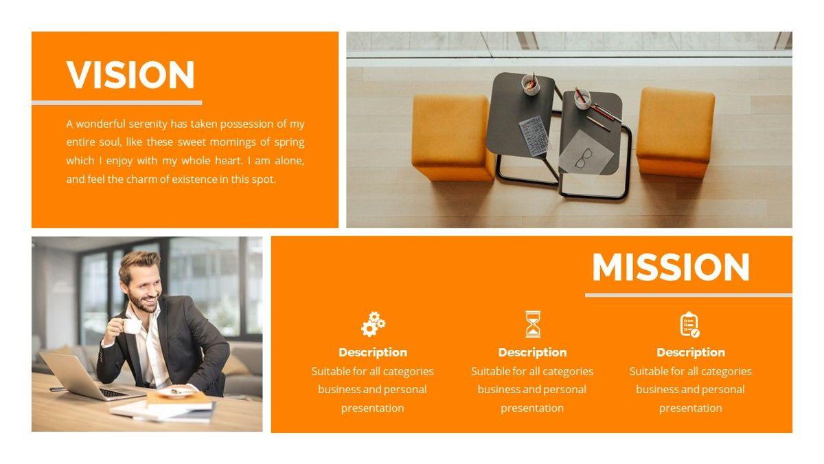 Officescape - Corporate Powerpoint Template, Slide 8, 06507, Business Models — PoweredTemplate.com