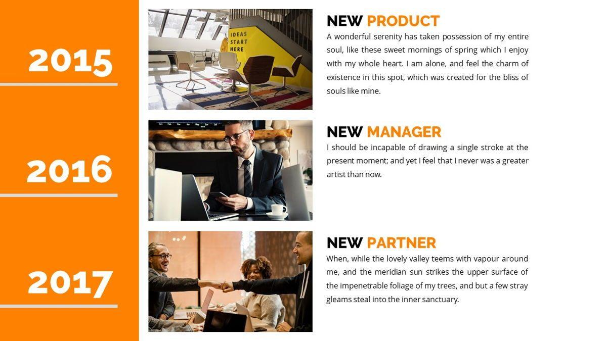 Officescape - Corporate Powerpoint Template, Slide 9, 06507, Business Models — PoweredTemplate.com