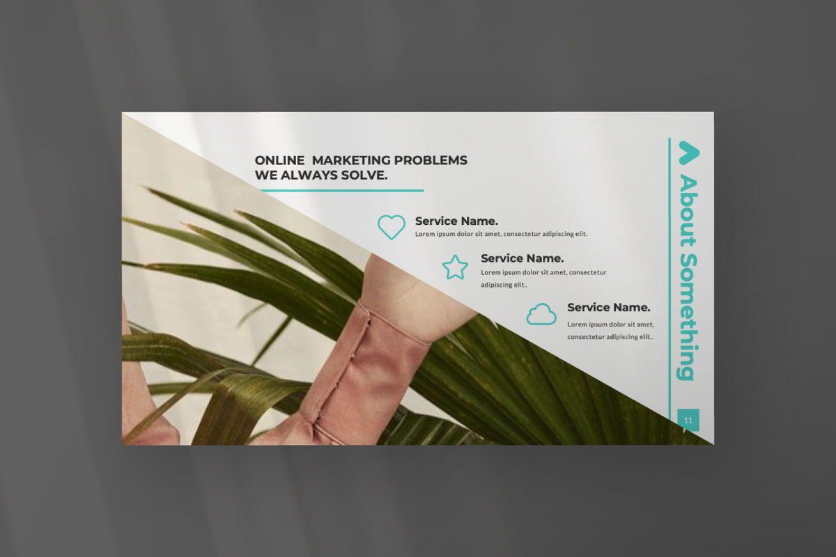 Nia Pitch Deck Google Slide, Slide 7, 06508, Presentation Templates — PoweredTemplate.com