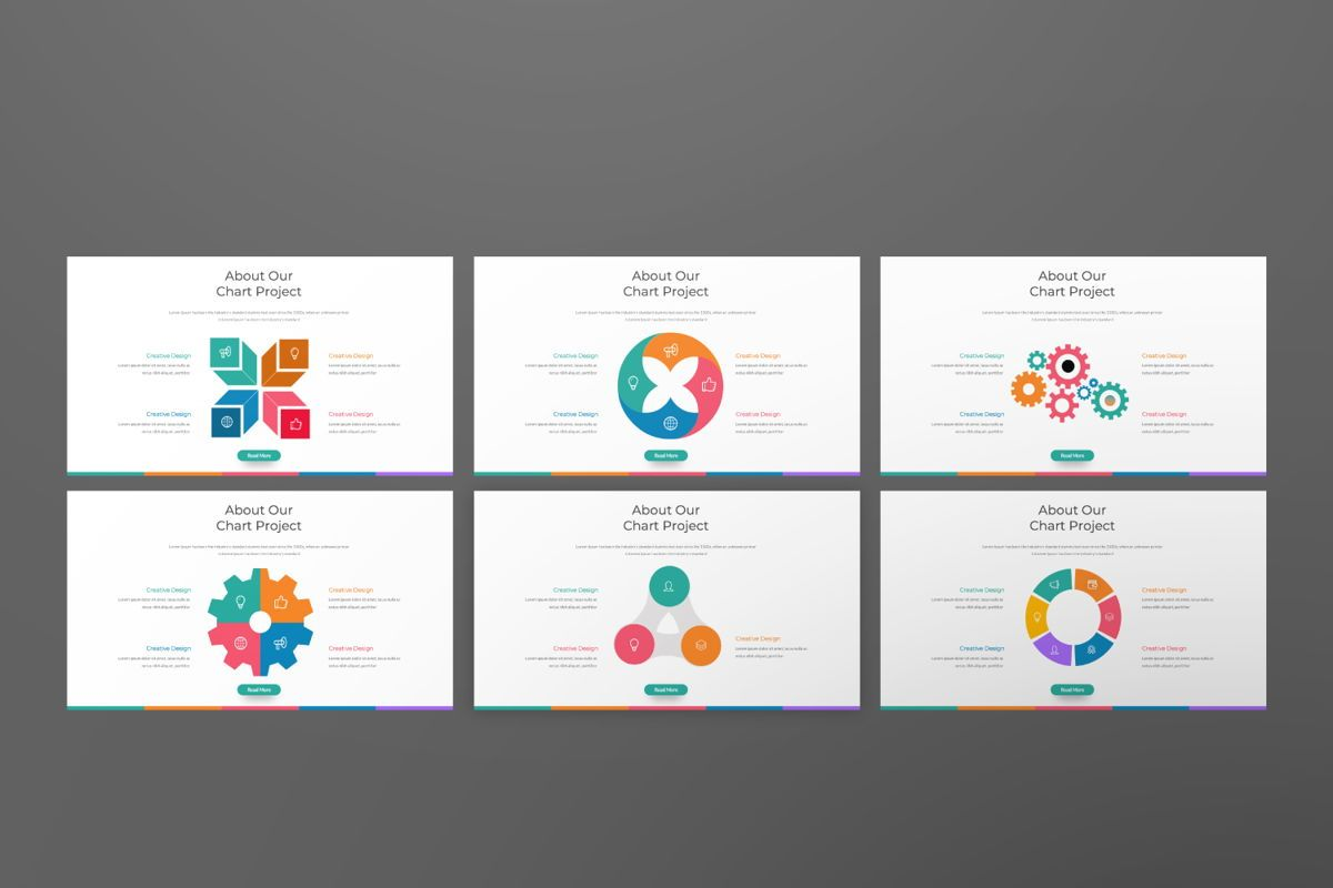 Monogatari Creative Google Slide, Slide 6, 06512, Presentation Templates — PoweredTemplate.com
