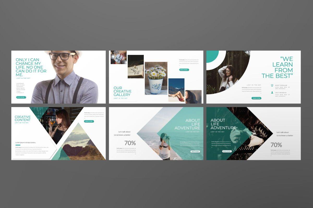 Lost Business Powerpoint, Slide 8, 06518, Presentation Templates — PoweredTemplate.com