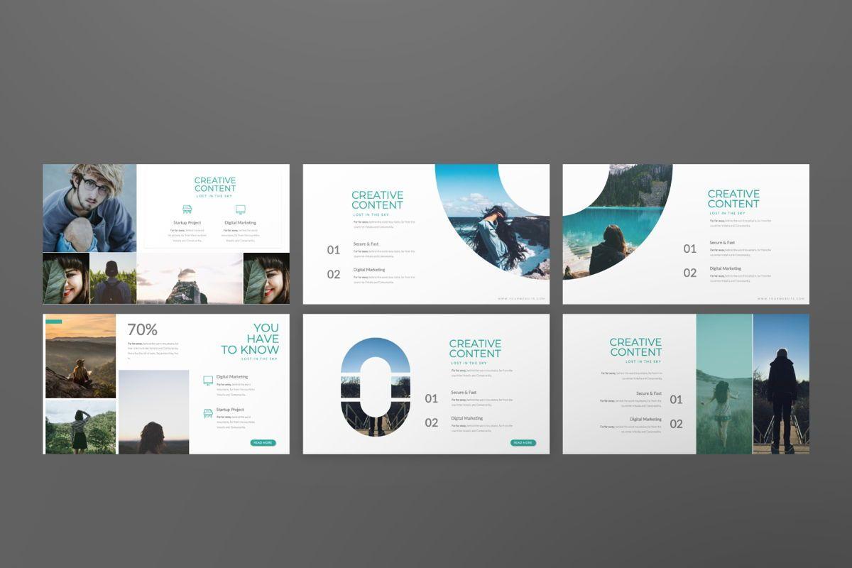 Lost Business Powerpoint, Slide 9, 06518, Presentation Templates — PoweredTemplate.com