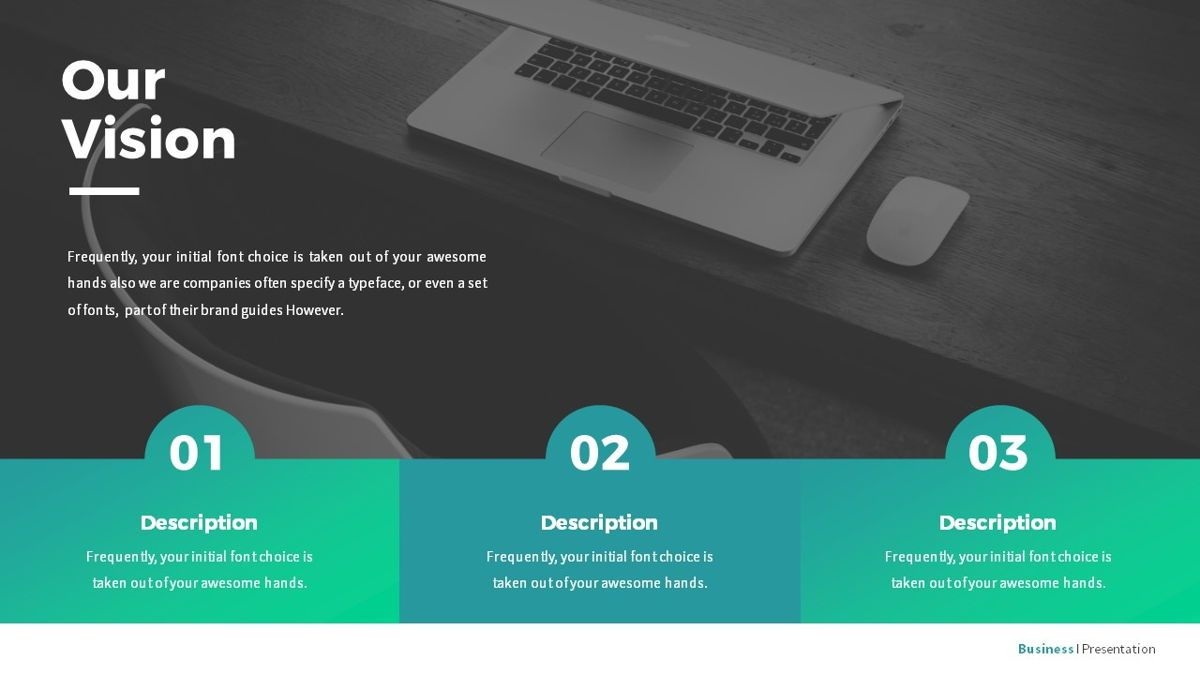 Business - Powerpoint Presentation Template, Slide 6, 06519, Business Models — PoweredTemplate.com