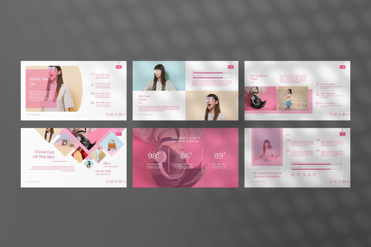 Vallery Business Powerpoint, Slide 5, 06522, Presentation Templates — PoweredTemplate.com