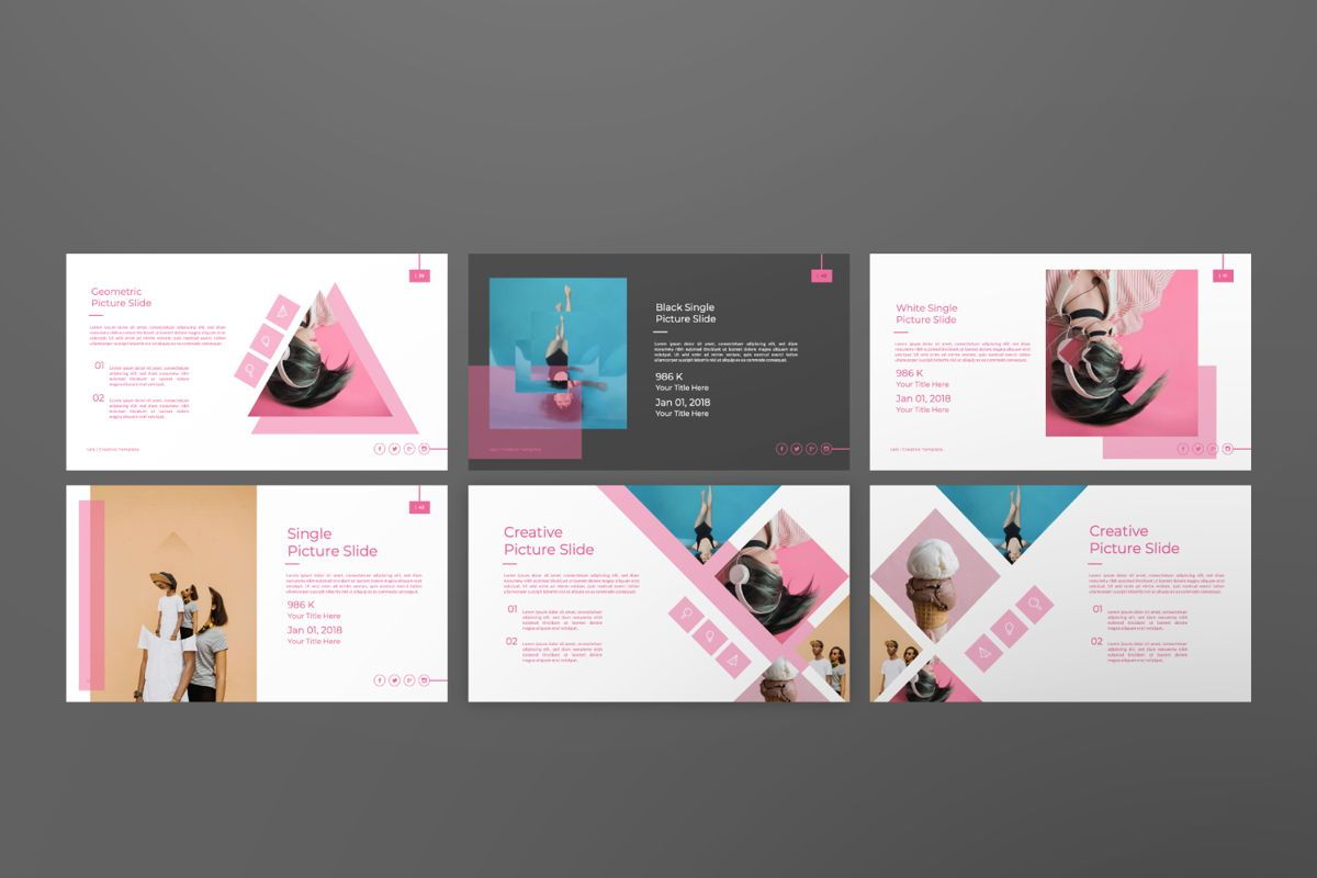 Vallery Business Powerpoint, Slide 7, 06522, Presentation Templates — PoweredTemplate.com