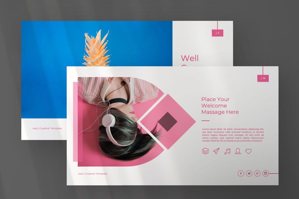 Vallery Business Powerpoint, Slide 9, 06522, Presentation Templates — PoweredTemplate.com