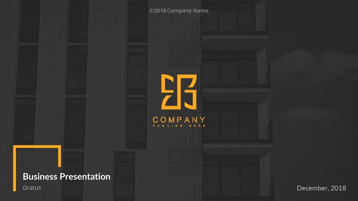 Gratus - Business Powerpoint Template, Slide 2, 06523, Business Models — PoweredTemplate.com