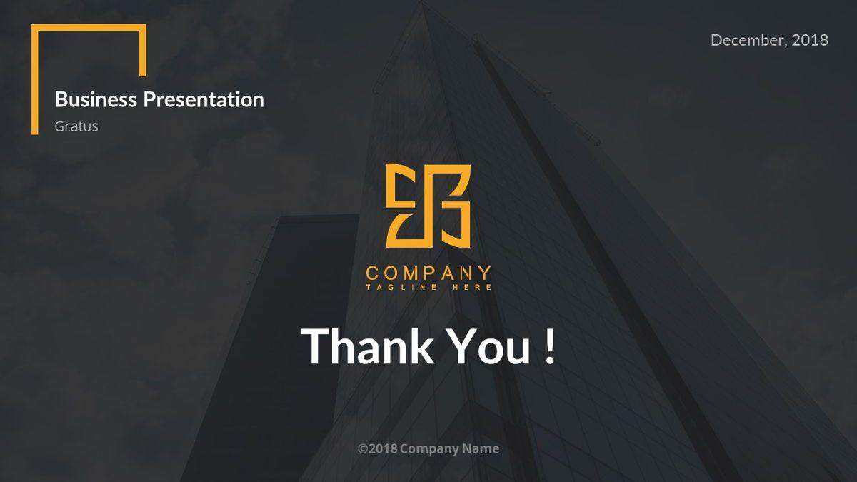 Gratus - Business Powerpoint Template, Slide 31, 06523, Business Models — PoweredTemplate.com