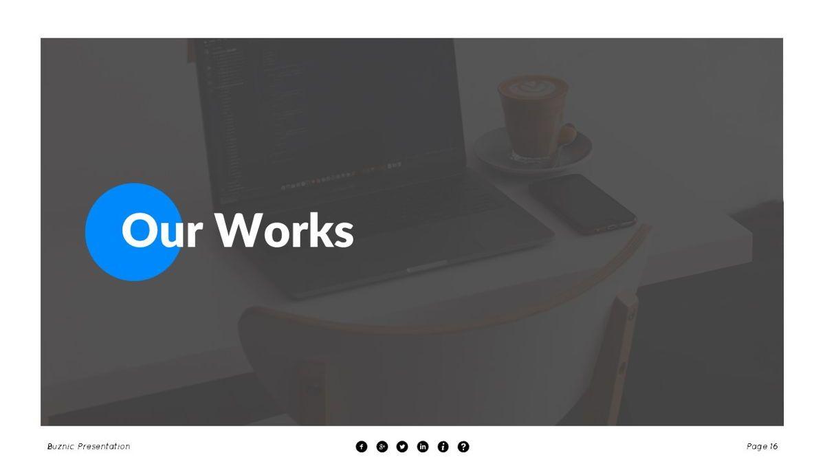 Buznic - Business Powerpoint Template, Slide 17, 06526, Business Models — PoweredTemplate.com