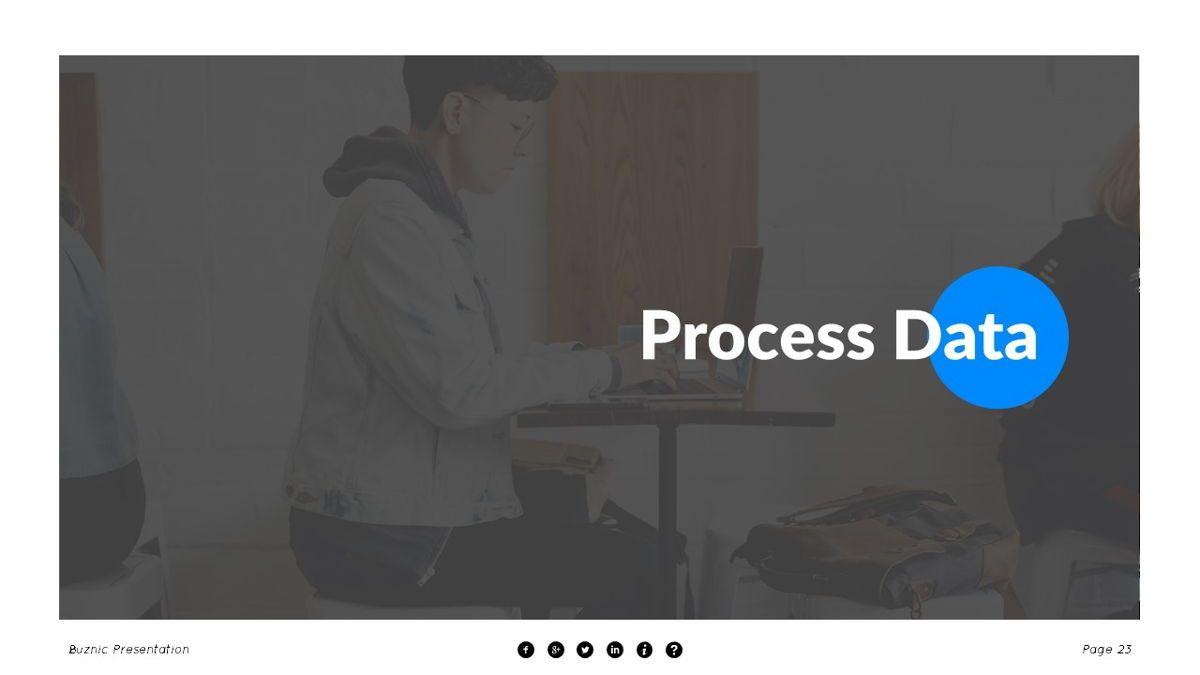 Buznic - Business Powerpoint Template, Slide 24, 06526, Business Models — PoweredTemplate.com