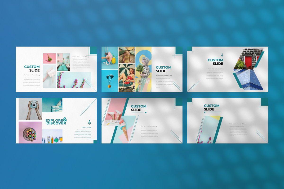 Overseas Business Google Slide, Slide 4, 06532, Presentation Templates — PoweredTemplate.com
