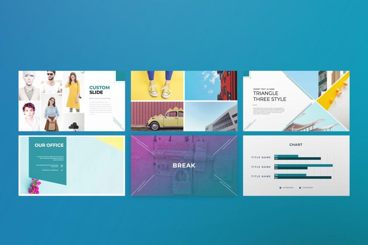 Overseas Business Google Slide, Slide 7, 06532, Presentation Templates — PoweredTemplate.com