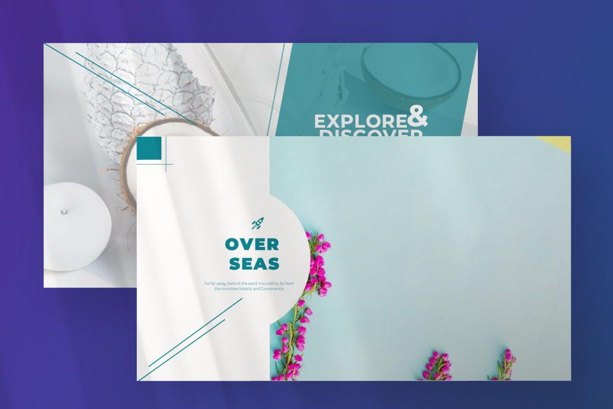 Overseas Business Keynote, Slide 5, 06533, Presentation Templates — PoweredTemplate.com