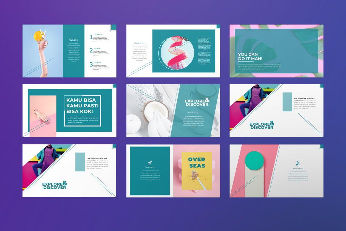 Overseas Business Powerpoint, Slide 2, 06534, Presentation Templates — PoweredTemplate.com