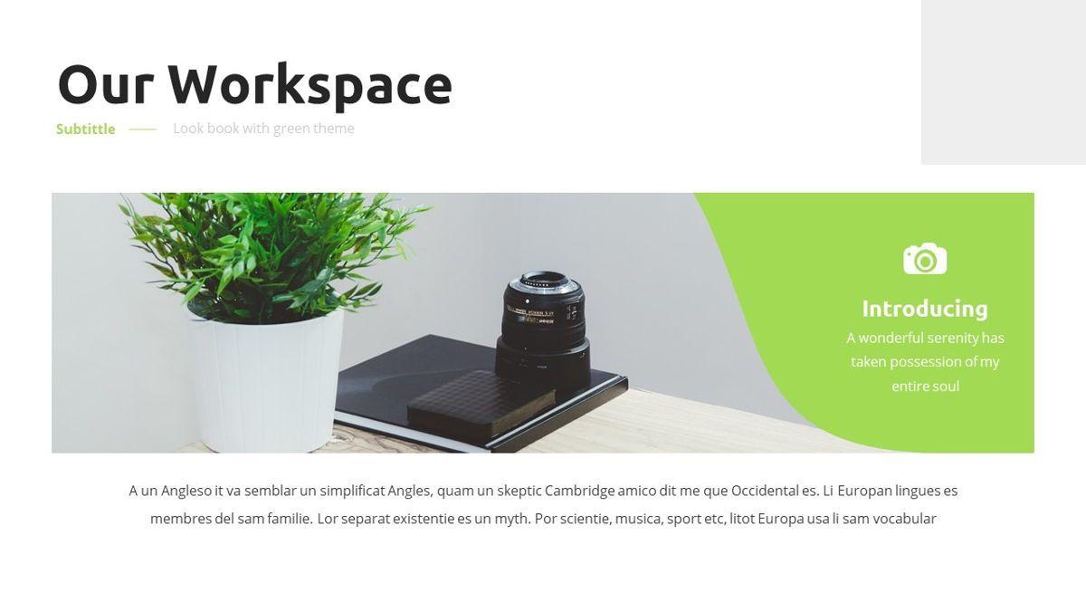 Garnicia - Fresh Powerpoint Template, Slide 10, 06539, Business Models — PoweredTemplate.com