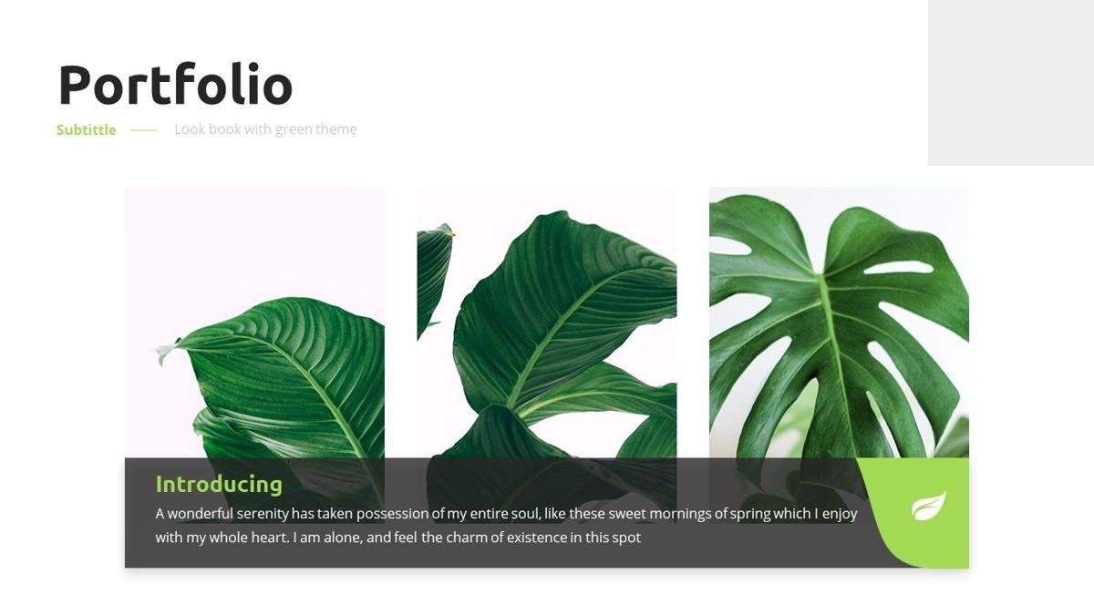 Garnicia - Fresh Powerpoint Template, Slide 15, 06539, Business Models — PoweredTemplate.com