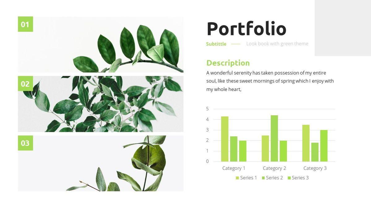 Garnicia - Fresh Powerpoint Template, Slide 18, 06539, Business Models — PoweredTemplate.com