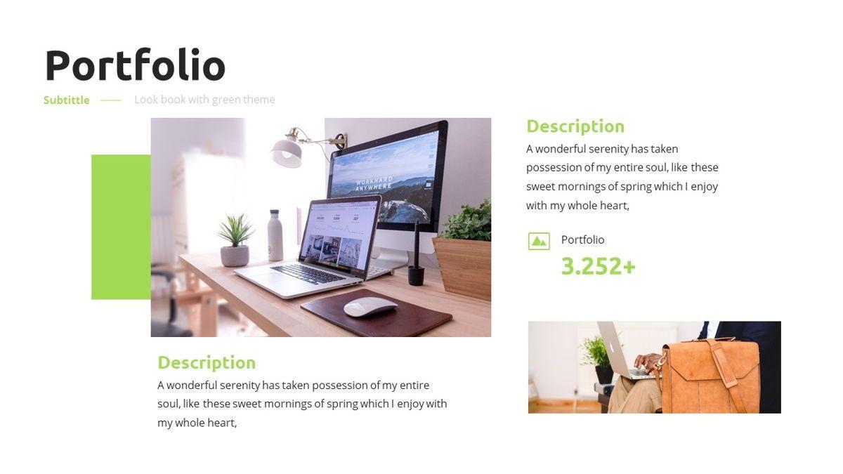 Garnicia - Fresh Powerpoint Template, Slide 20, 06539, Business Models — PoweredTemplate.com
