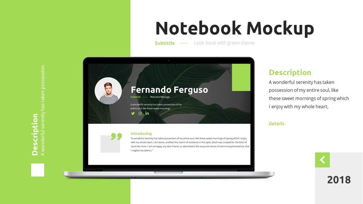 Garnicia - Fresh Powerpoint Template, Slide 22, 06539, Business Models — PoweredTemplate.com