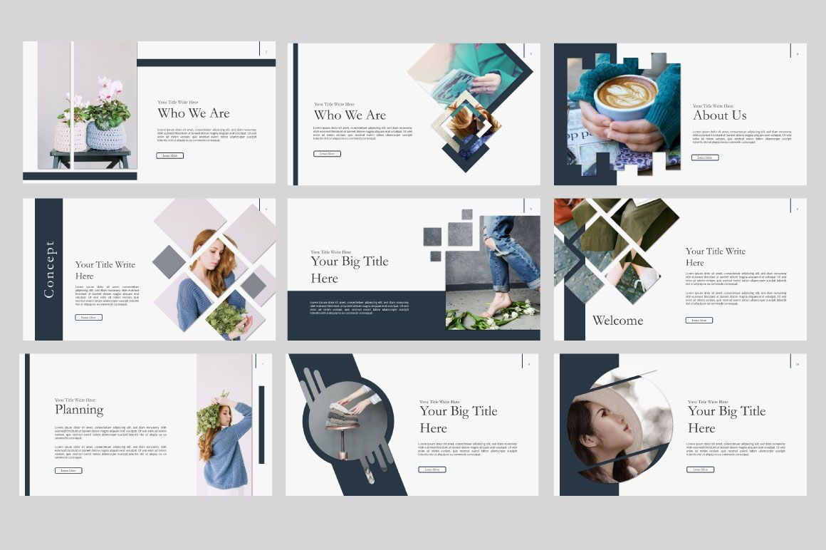 Ailie Creative Keynote, Slide 3, 06541, Presentation Templates — PoweredTemplate.com