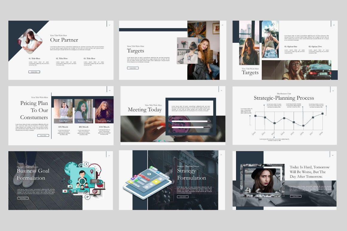 Ailie Creative Keynote, Slide 8, 06541, Presentation Templates — PoweredTemplate.com