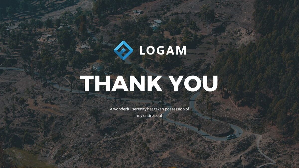 Logam - Multipurpose Powerpoint Template, Slide 31, 06543, Data Driven Diagrams and Charts — PoweredTemplate.com