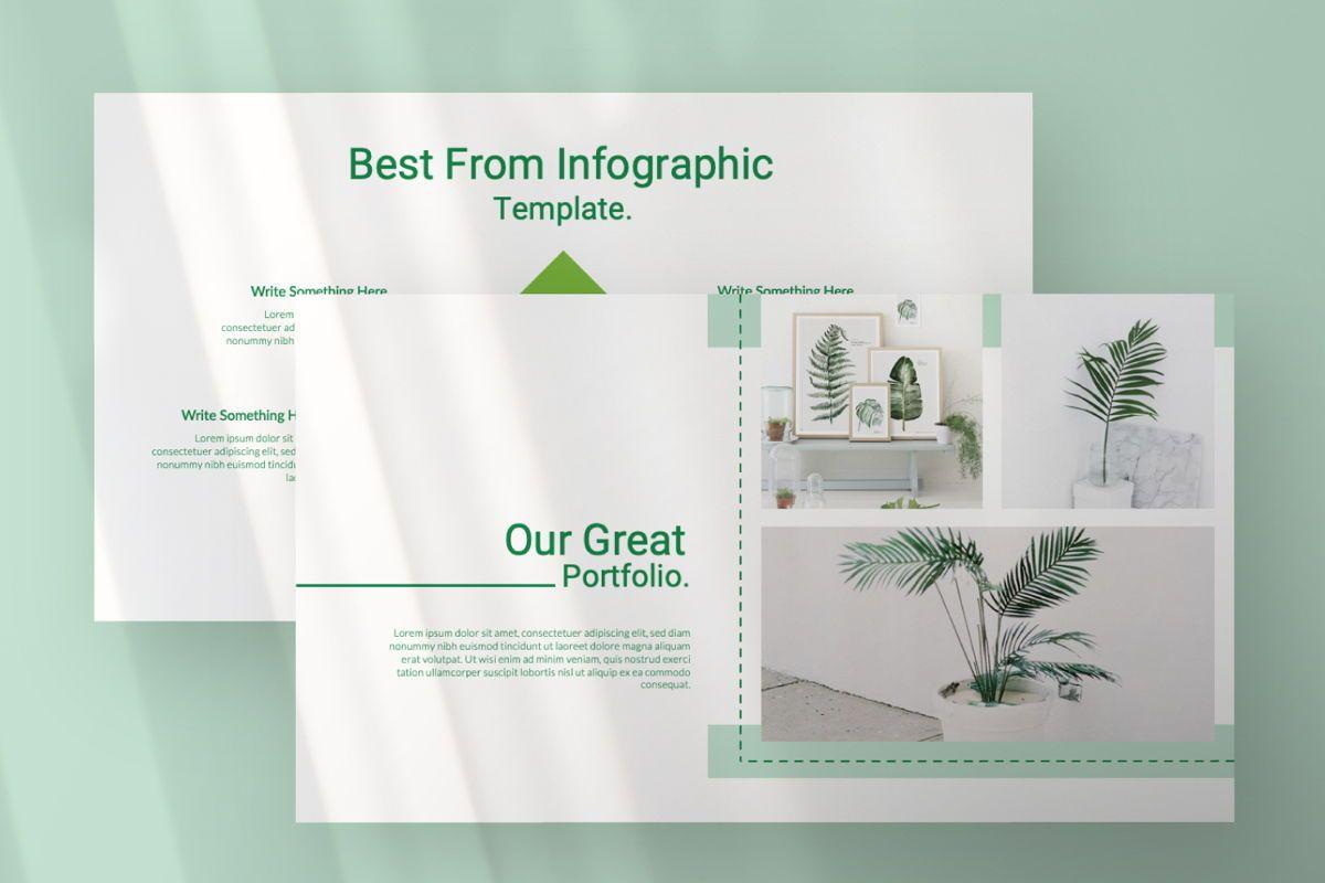 Natural Creative Powerpoint, Slide 5, 06546, Presentation Templates — PoweredTemplate.com