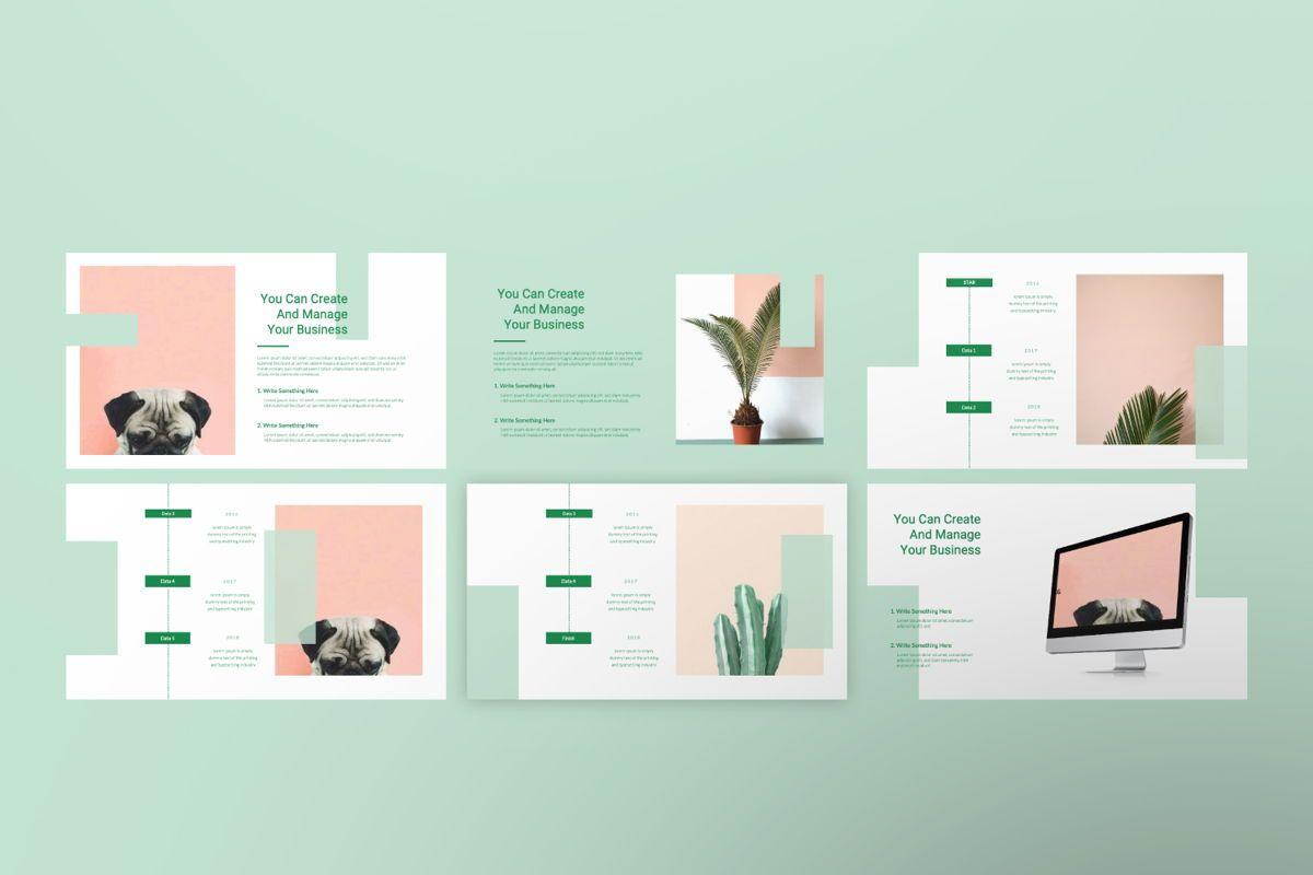 Natural Creative Powerpoint, Slide 7, 06546, Presentation Templates — PoweredTemplate.com
