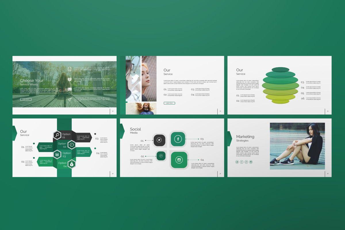 Wild Creative Google Slide, Slide 5, 06550, Presentation Templates — PoweredTemplate.com