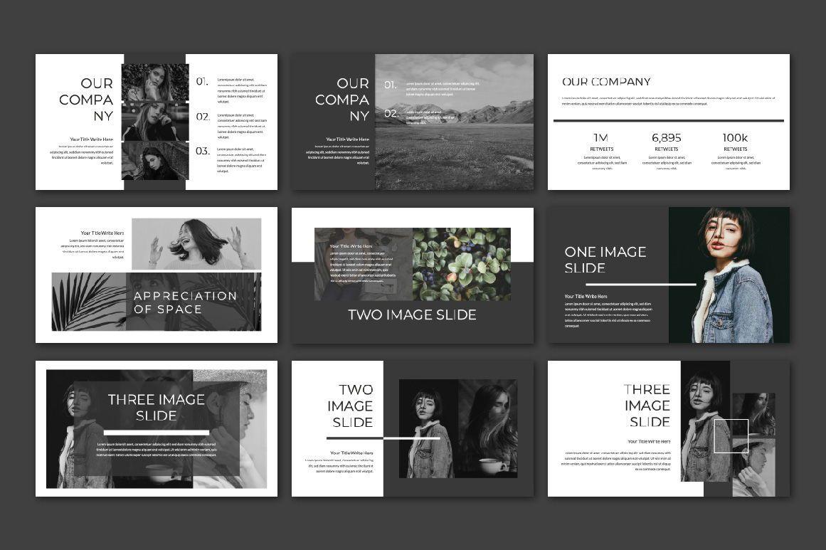 Overhead Creative Google Slide, Slide 5, 06562, Presentation Templates — PoweredTemplate.com