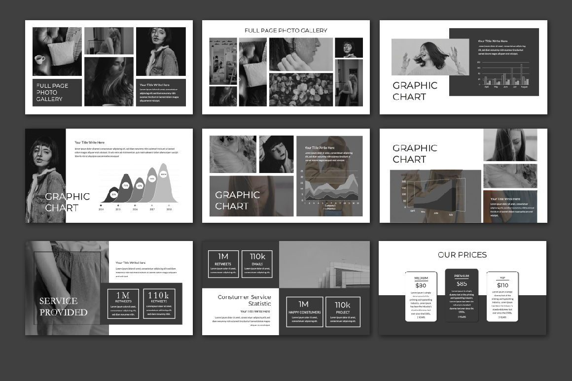 Overhead Creative Google Slide, Slide 6, 06562, Presentation Templates — PoweredTemplate.com