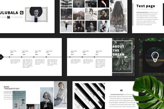 Presentation Templates: Hulubalang Business Google Slide #06565