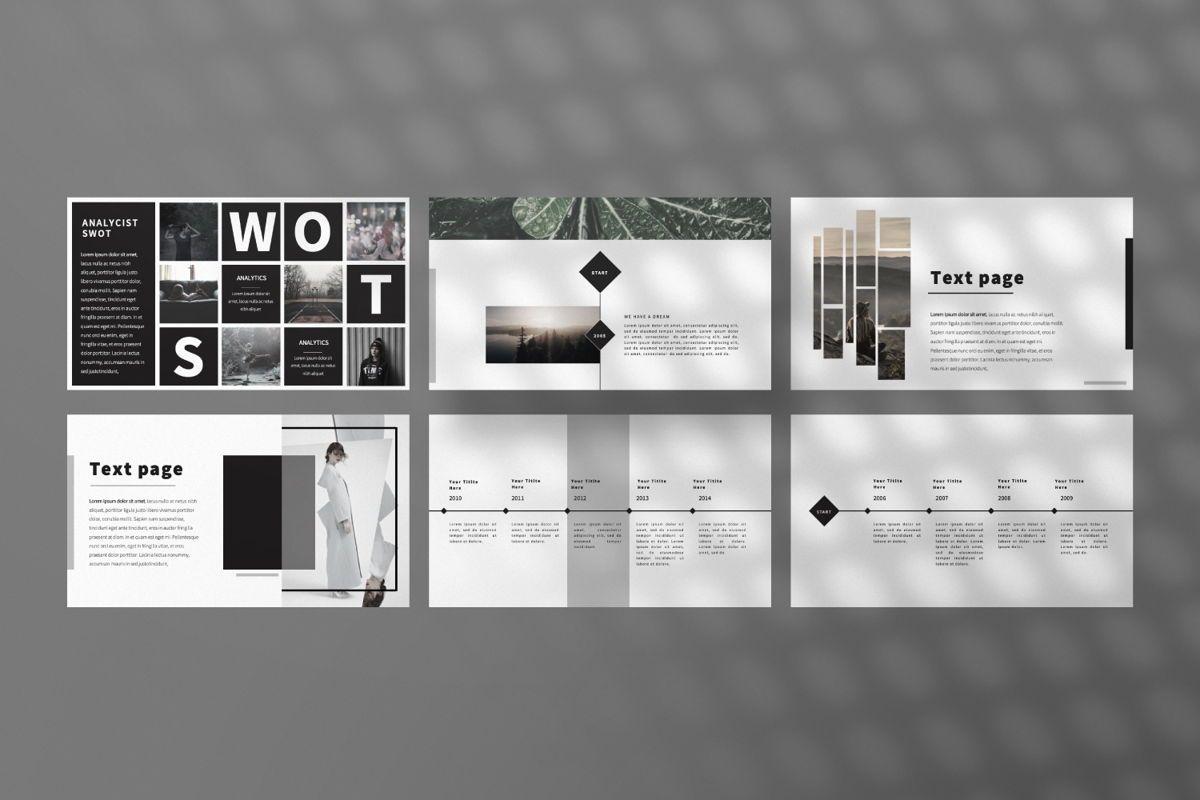 Hulubalang Business Google Slide, Slide 4, 06565, Presentation Templates — PoweredTemplate.com