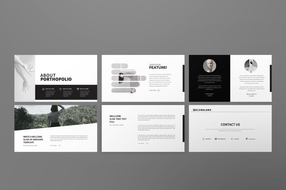 Hulubalang Business Google Slide, Slide 5, 06565, Presentation Templates — PoweredTemplate.com