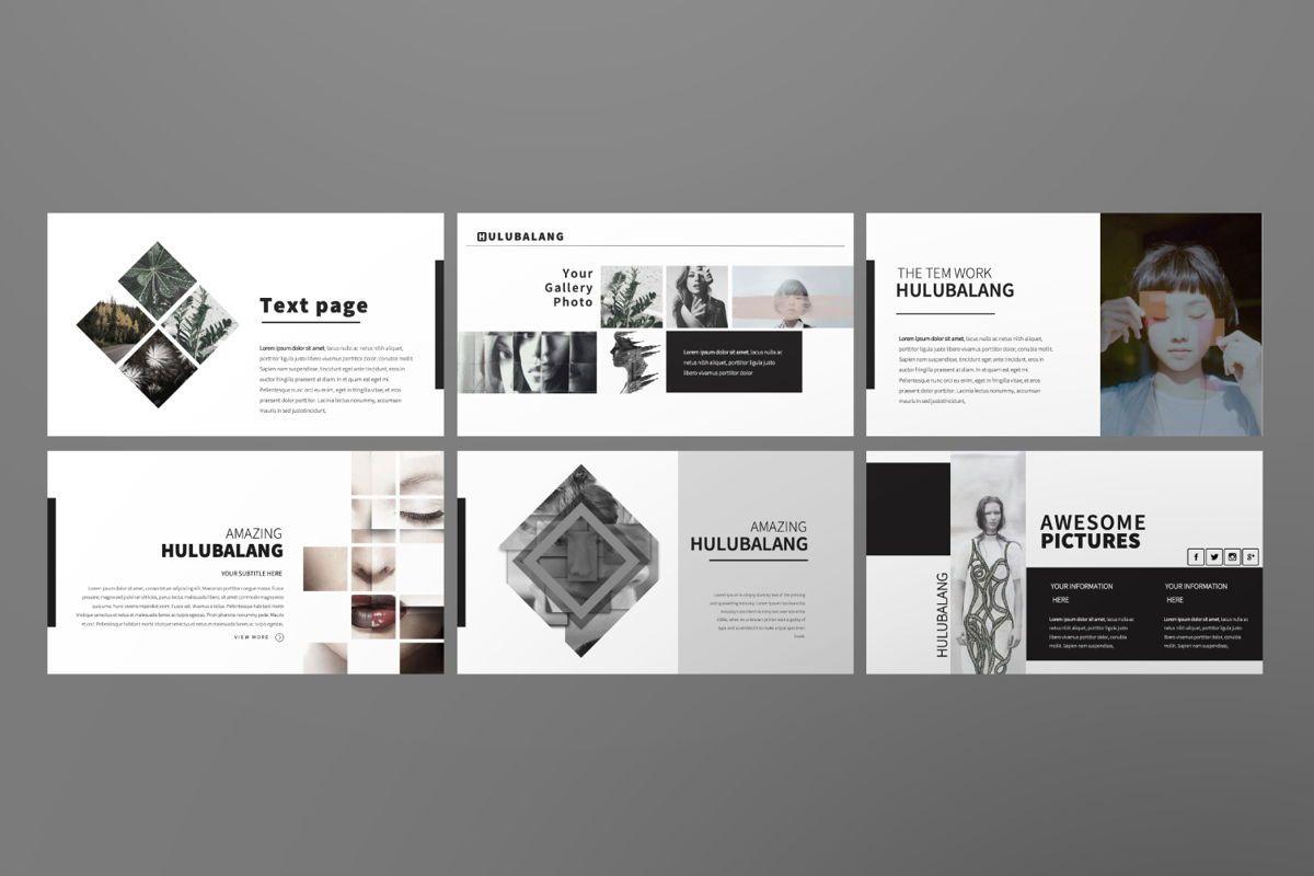 Hulubalang Business Google Slide, Slide 6, 06565, Presentation Templates — PoweredTemplate.com