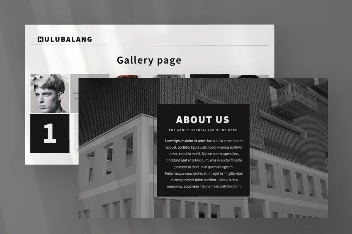 Hulubalang Business Google Slide, Slide 7, 06565, Presentation Templates — PoweredTemplate.com