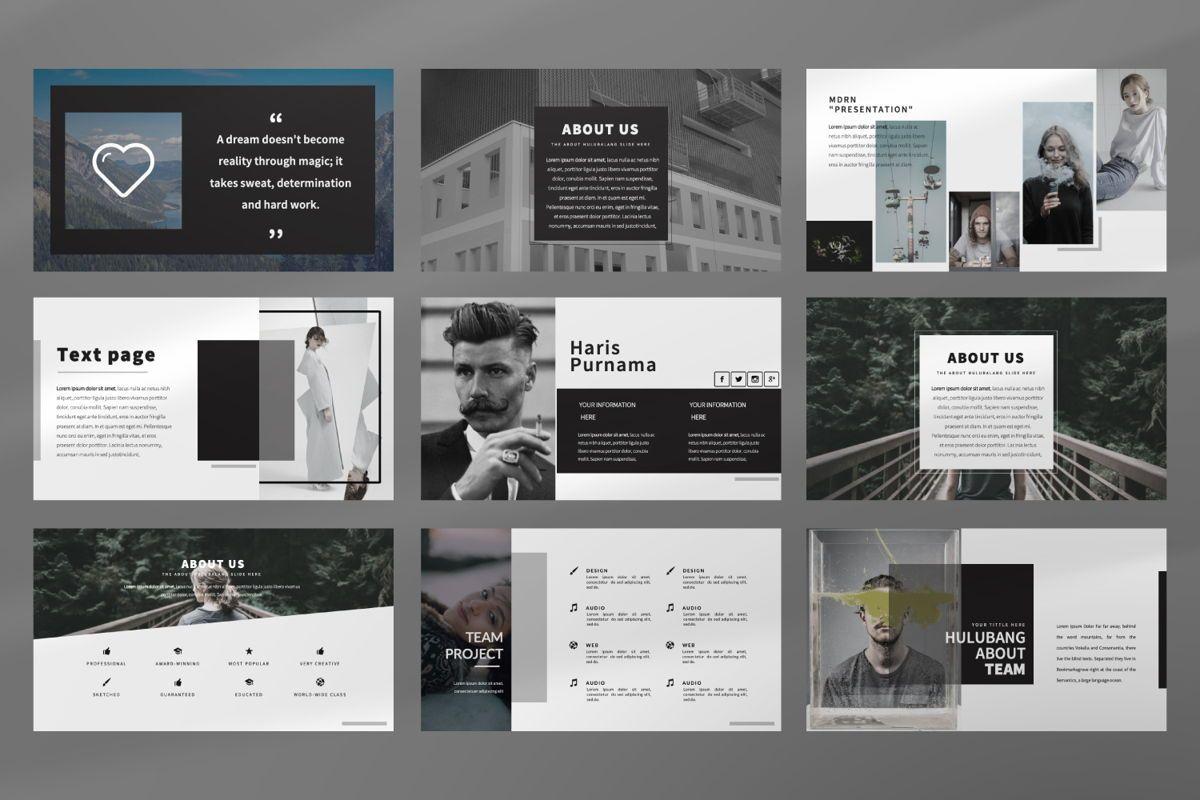 Hulubalang Business Keynote, Slide 3, 06566, Presentation Templates — PoweredTemplate.com