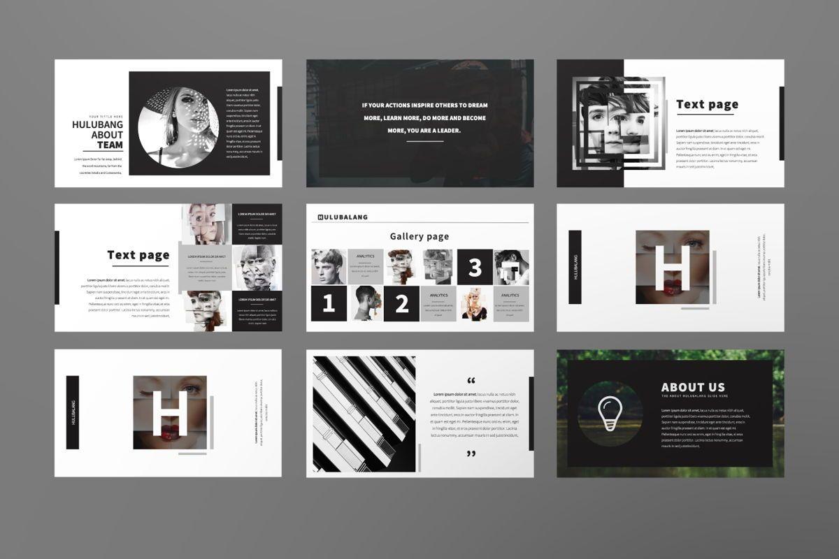 Hulubalang Business Powerpoint, Slide 2, 06567, Presentation Templates — PoweredTemplate.com