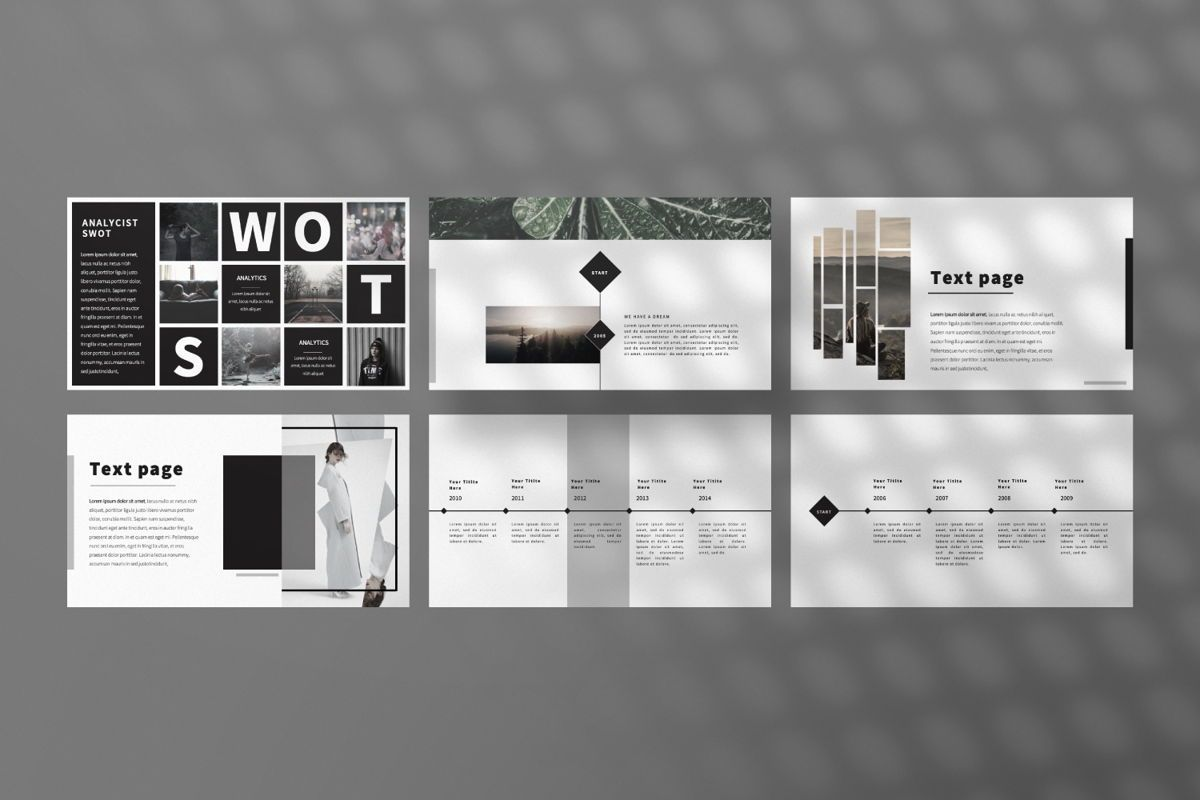 Hulubalang Business Powerpoint, Slide 4, 06567, Presentation Templates — PoweredTemplate.com