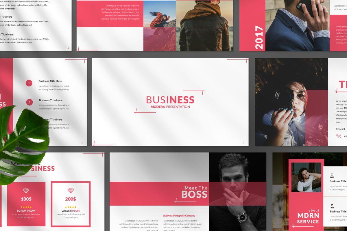 Business 2 Creative Google Slide, Slide 9, 06568, Presentation Templates — PoweredTemplate.com