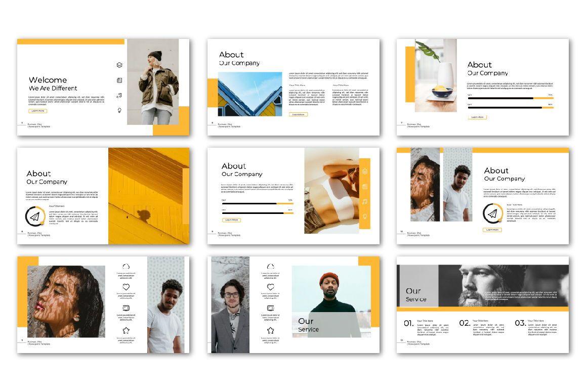 Business Plan Keynote, Slide 3, 06572, Presentation Templates — PoweredTemplate.com