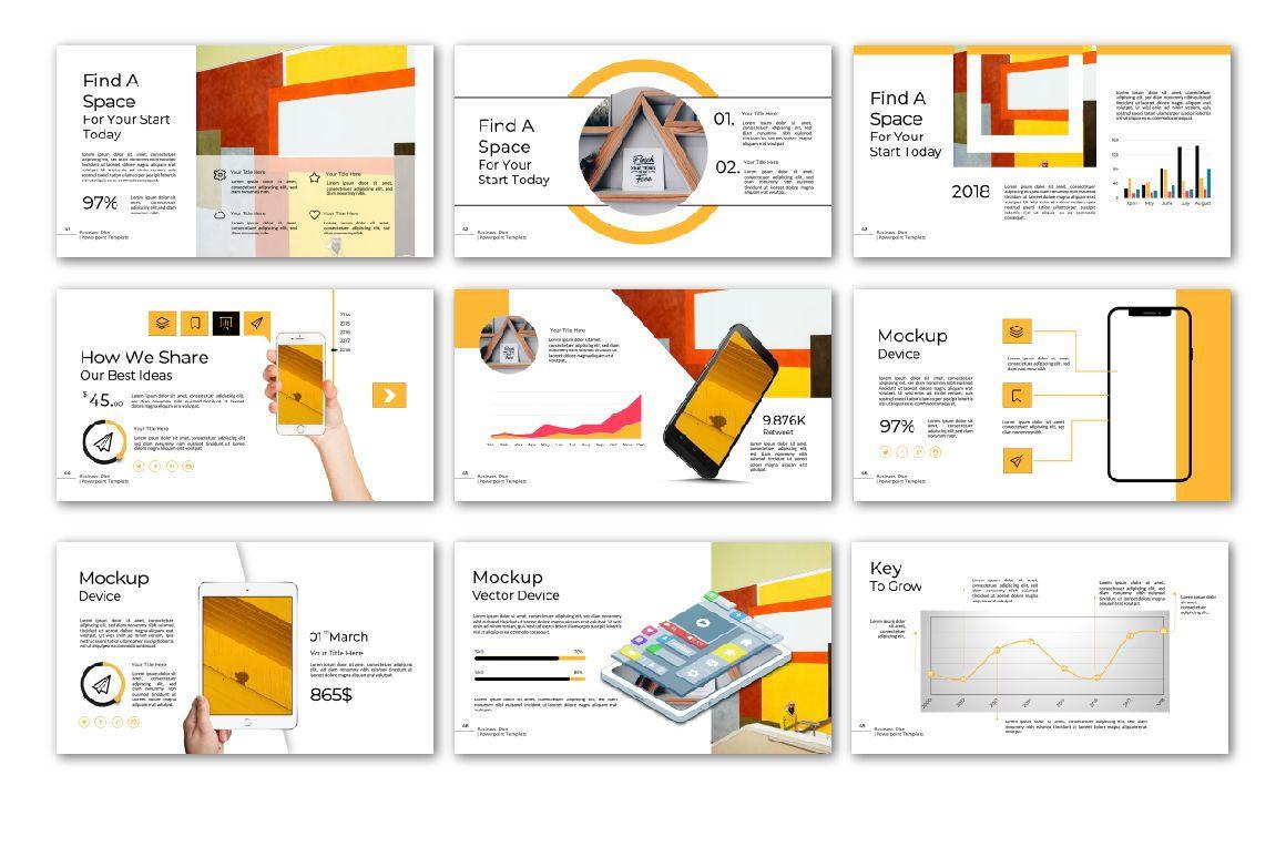 Business Plan Keynote, Slide 6, 06572, Presentation Templates — PoweredTemplate.com