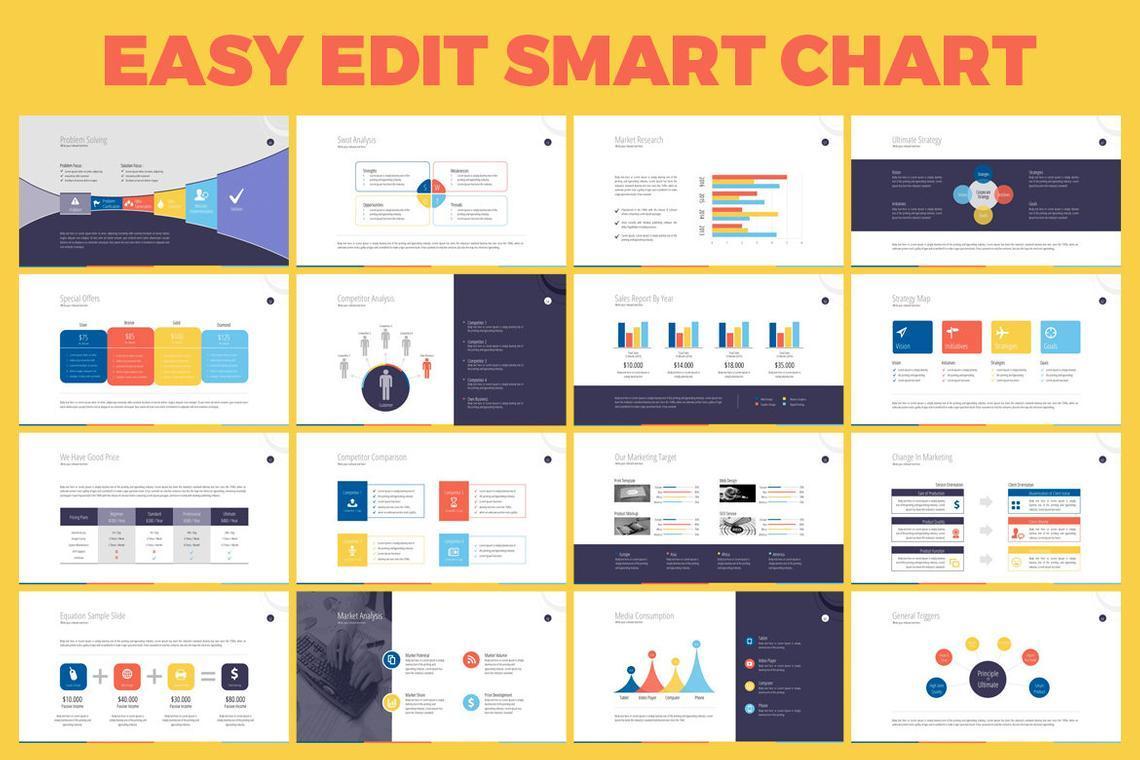 Business PowerPoint Presentation Template, Slide 5, 06574, Infographics — PoweredTemplate.com