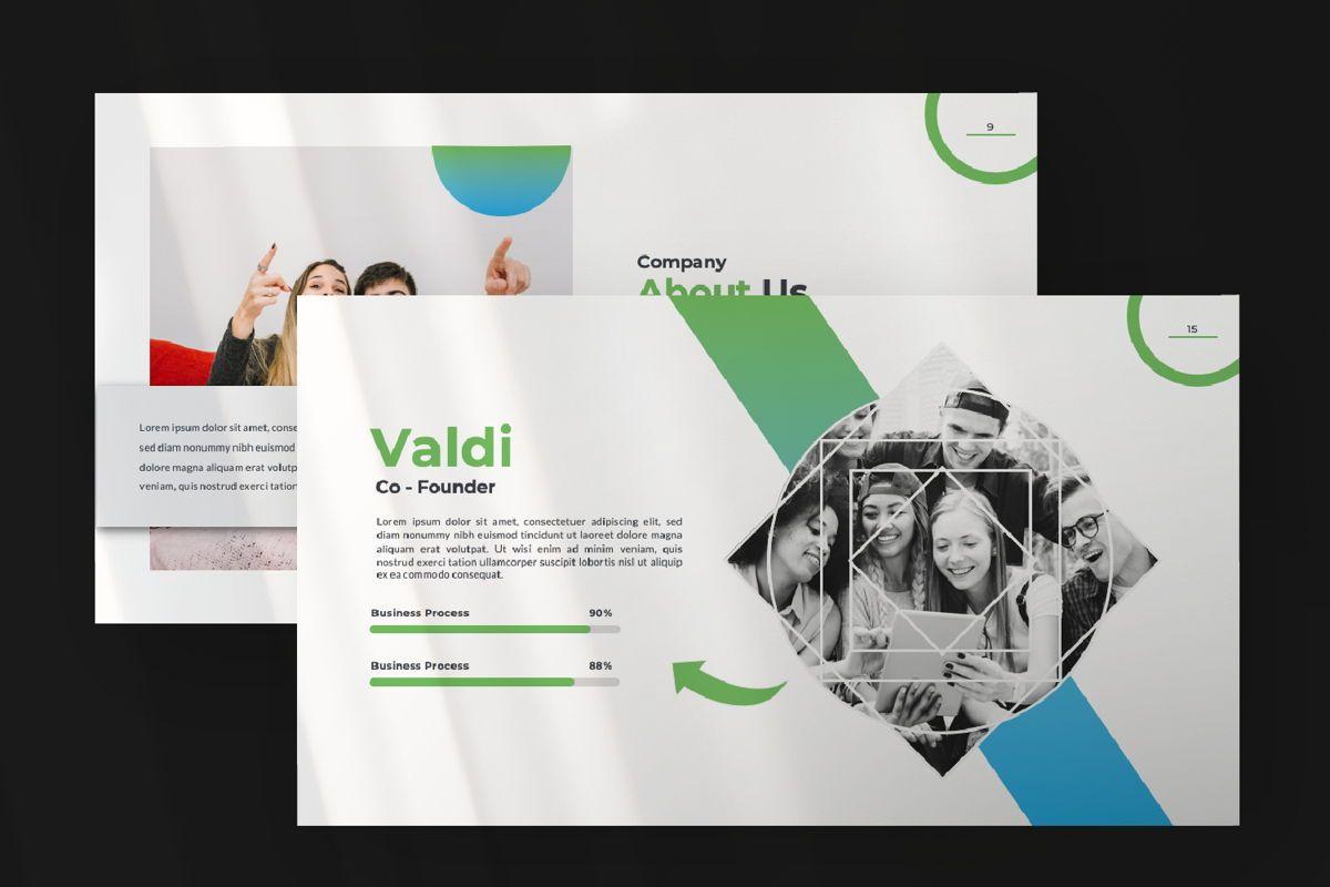 Multipurpose Business Powerpoint, Slide 5, 06580, Presentation Templates — PoweredTemplate.com