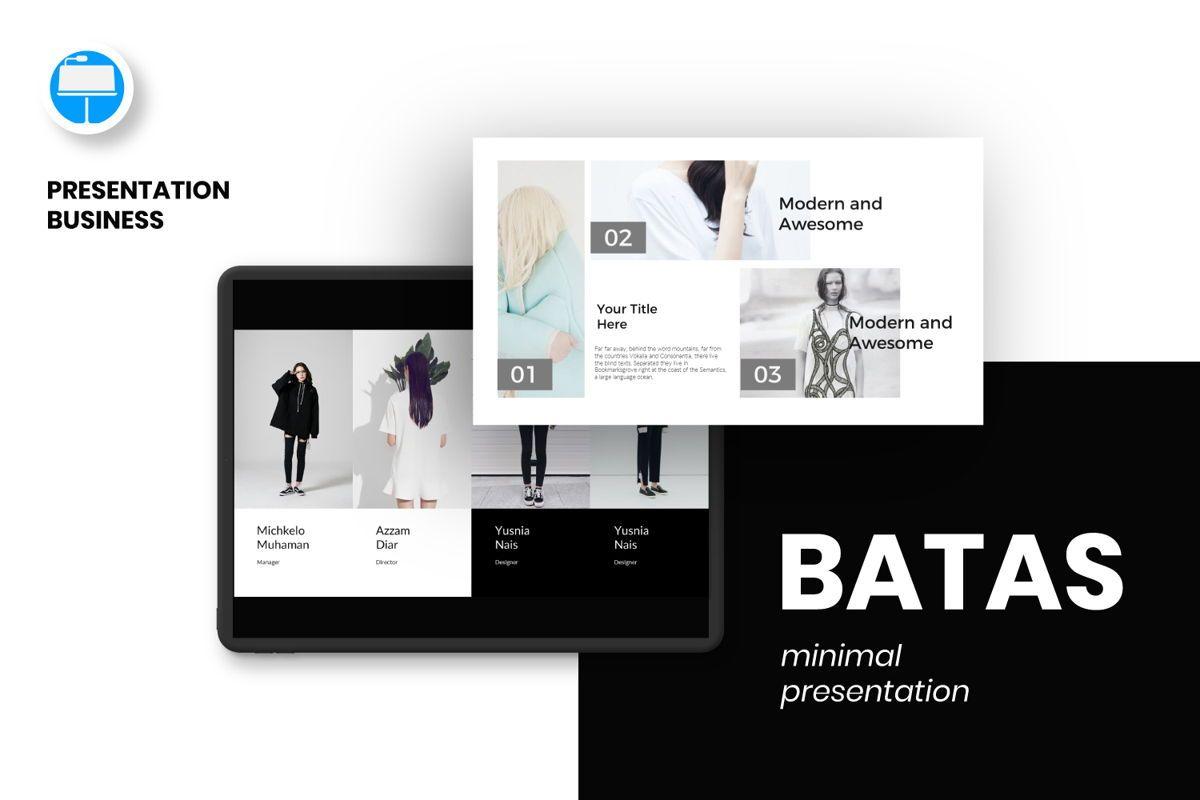 Batas Keynote Template, 06606, Presentation Templates — PoweredTemplate.com